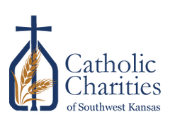 Catholic Social Service in the Diocese of Dodge City Logo